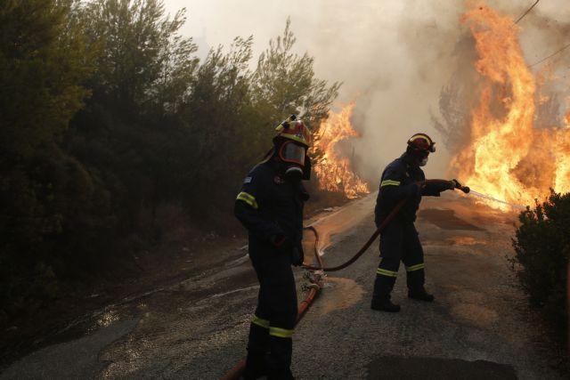 Οι πυρκαγιές σαρώνουν την Ευρώπη | tanea.gr