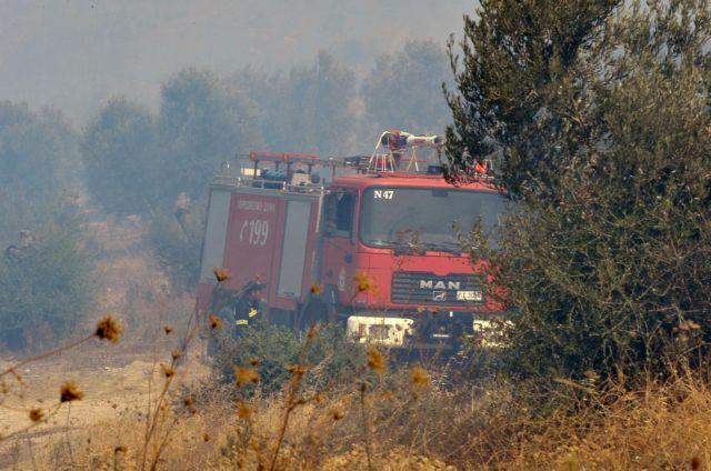 Ρέθυμνο: Πυρκαγιά στην περιοχή Μέλαμπες | tanea.gr