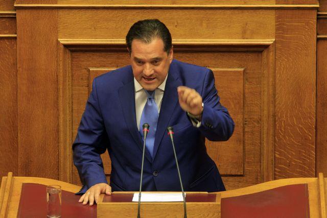 Γεωργιάδης: Η παραίτηση Τόσκα δεν είναι αρκετή | tanea.gr