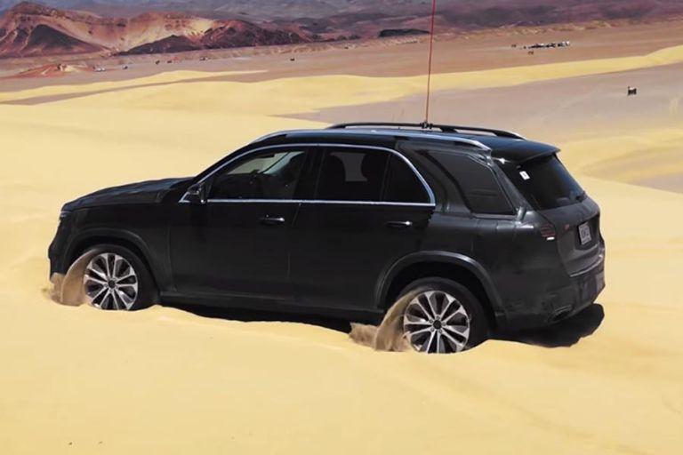 Mercedes-Benz: Με νέο σύστημα που ξεκολλάει τα τετρακίνητα σε χρόνο ντε τε   tanea.gr