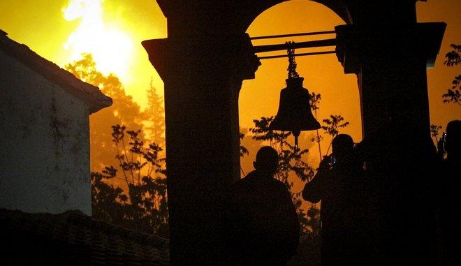 Ανησύχησαν οι κάτοικοι από πυρκαγιά στην Αρλα Αχαΐας | tanea.gr