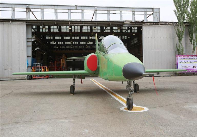 Η Τεχεράνη παρουσίασε ένα νέο μαχητικό αεροσκάφος | tanea.gr