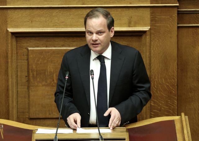 Καραμανλής: Ο ΣΥΡΙΖΑ έχει αντικαταστήσει το ΠΑΣΟΚ | tanea.gr