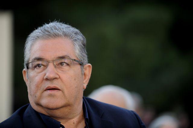 ΚΚΕ: Γελοία η προσπάθεια Τσίπρα να το παίξει αριστερός | tanea.gr