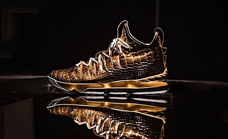 Ενα παπούτσι αξίας 100.000 δολαρίων για τον ΛεΜπρον | tanea.gr