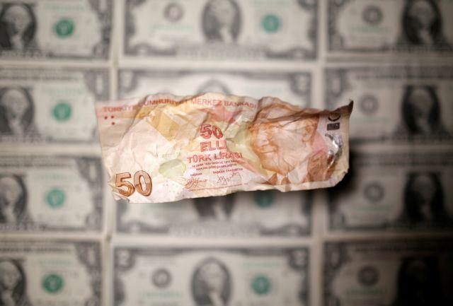 Νέα υποχώρηση της τουρκικής λίρας έναντι του δολαρίου | tanea.gr