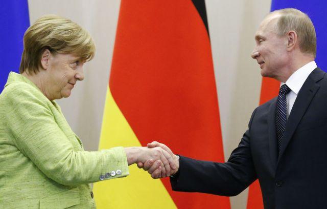 Συνάντηση Μέρκελ – Πούτιν: Τι περιλαμβάνει η ατζέντα   tanea.gr