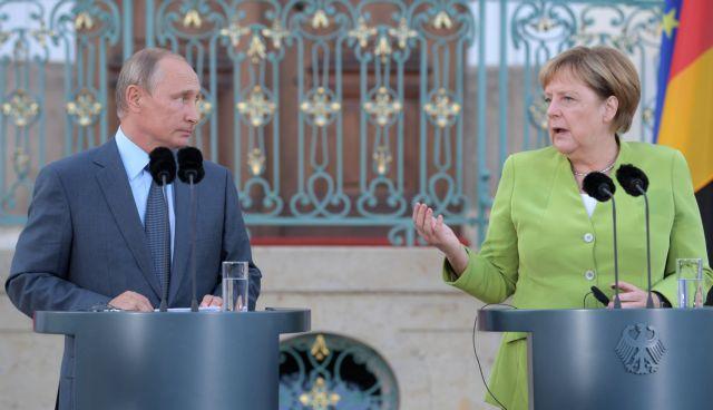 Μέρκελ-Πούτιν: Μία ιδιαίτερη σχέση | tanea.gr