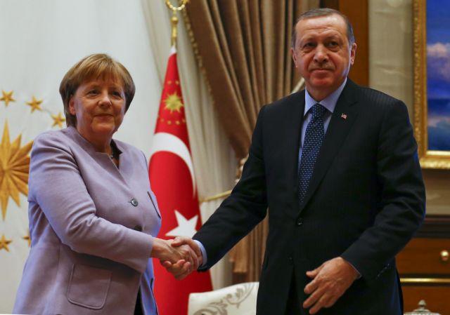 Επίσημη επίσκεψη Ερντογάν στη Γερμανία | tanea.gr