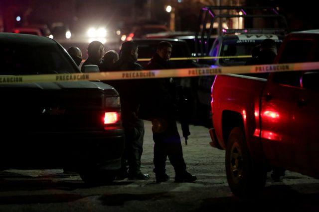 Νέος κύκλος βίας στο Μεξικό μετά από 11 νέες δολοφονίες   tanea.gr