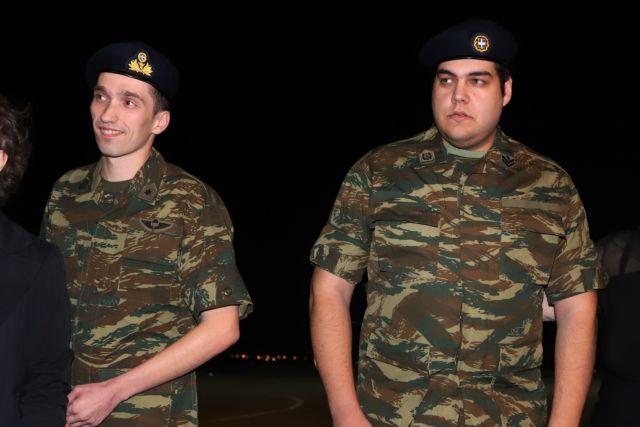 Θείος Κούκλατζη: Οι δύο στρατιωτικοί είναι λεβέντες, είμαστε περήφανοι για αυτούς   tanea.gr