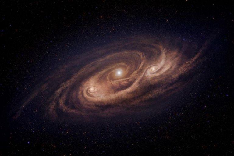 Ιάπωνες αστρονόμοι χαρτογράφησαν έναν γαλαξία «τέρας» | tanea.gr