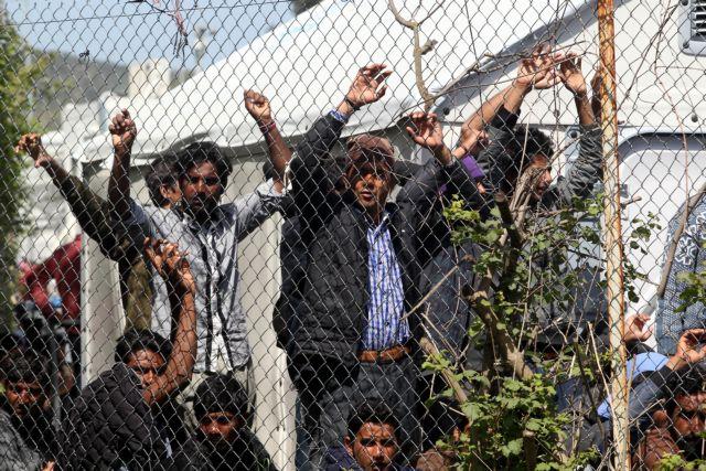 ΟΗΕ: Αφήστε τους πρόσφυγες να φύγουν από τη Μυτιλήνη | tanea.gr