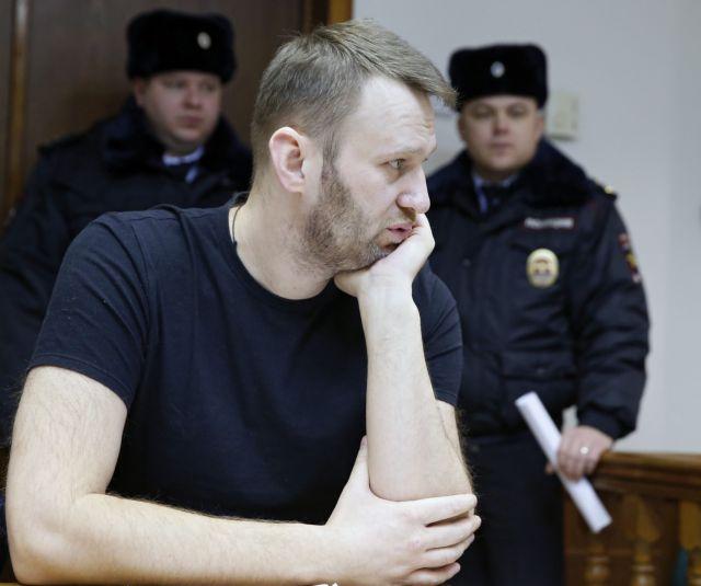 Συνελήφθη και πάλι ο Αλεξέι Ναβάλνι | tanea.gr