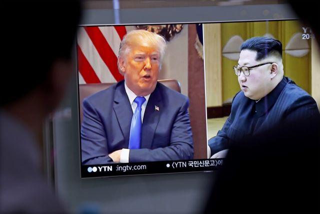 Προς κατάρρευση οι συνομιλίες για την αποπυρηνικοποίηση της Β. Κορέας | tanea.gr
