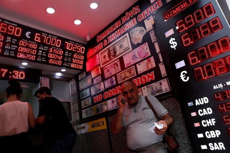 Στον γκρεμό σπρώχνουν την Τουρκία οι οίκοι αξιολόγησης | tanea.gr