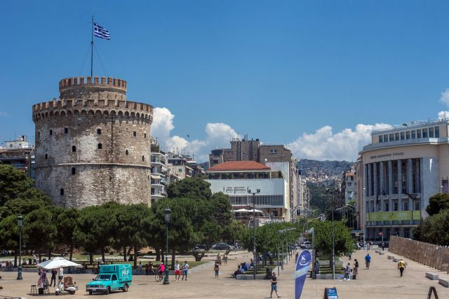 Θεσσαλονίκη: Καταγγελία για ελλιπή φωτισμό της παραλίας | tanea.gr