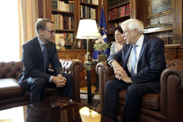 Παυλόπουλος: Η Ελλάδα θα τηρήσει τις υποχρεώσεις μας στο ακέραιο | tanea.gr