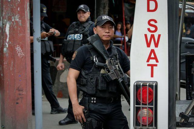 Φιλιππίνες : Ενας νεκρός και 30 τραυματίες από έκρηξη βόμβας | tanea.gr