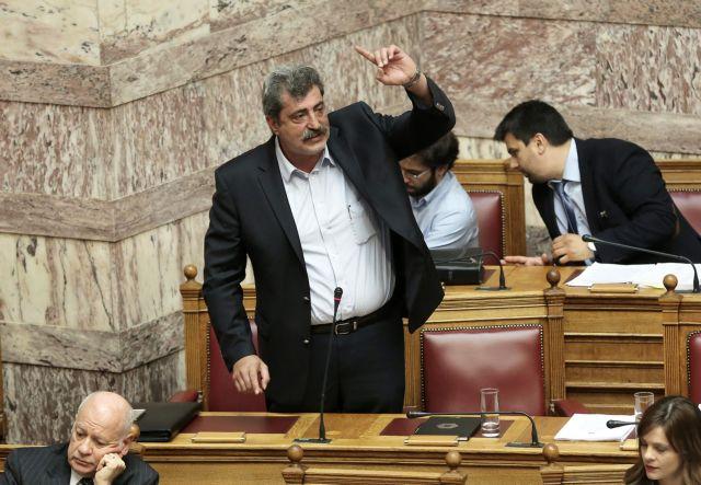 ΝΔ: Υβρις η δήλωση Πολάκη ότι οι νεκροί στο Μάτι «θολώνουν την εικόνα»   tanea.gr