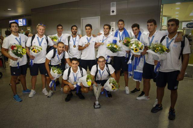 Στην Αθήνα οι έφηβοι Παγκόσμιοι Πρωταθλητές | tanea.gr