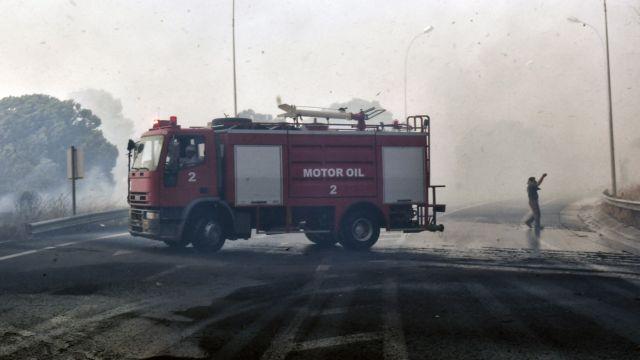 Απαγόρευση κυκλοφορίας σε δάση και «ευπαθείς» περιοχές για τον κίνδυνο πυρκαγιάς | tanea.gr