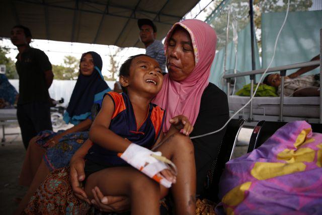 Ινδονησία:  Στους 321 οι νεκροί από τον σεισμό | tanea.gr