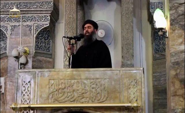 Ο ηγέτης της ISIS ζητά από τους τζιχαντιστές να «επιμείνουν» | tanea.gr