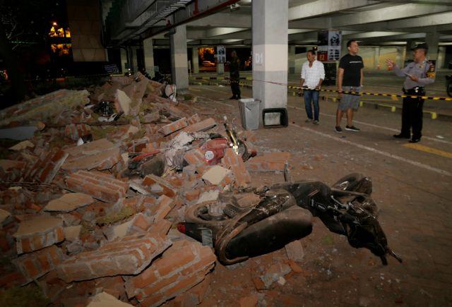 Ινδονησία – Στους 91 οι νεκροί από τον φονικό σεισμό | tanea.gr