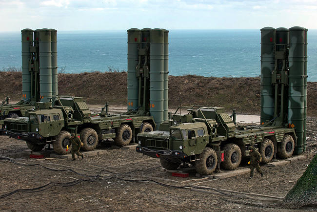 Turkey disregards US, Nato objections to its purchase of Russian S-400s | tanea.gr