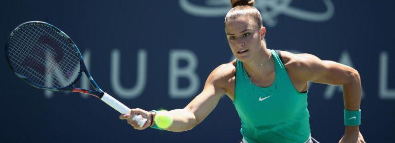 Τένις : Η Μαρία Σάκκαρη απέκλεισε τη Βίνους Ουίλιαμς | tanea.gr