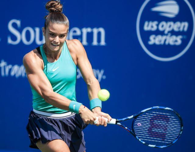 Η Σάκκαρη συνεχίζει στο δεύτερο γύρο του US Open | tanea.gr