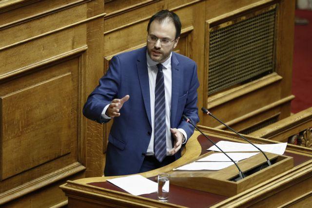 Θεοχαρόπουλος: Ο ΓΓ Πολιτικής Προστασίας δεν πρέπει να είναι κομματικός | tanea.gr