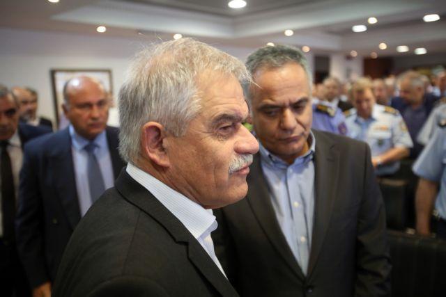Ο Σκουρλέτης ανέλαβε αρμοδιότητες υπουργού Προστασίας του Πολίτη | tanea.gr