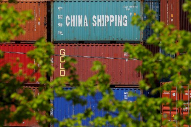 Το εμπορικό πλεόνασμα της Γερμανίας συμβάλλει στις εμπορικές εντάσεις | tanea.gr