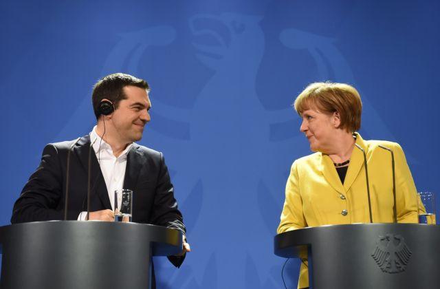 Ικανοποίηση Μέρκελ για τη συμφωνία για το μεταναστευτικό   tanea.gr