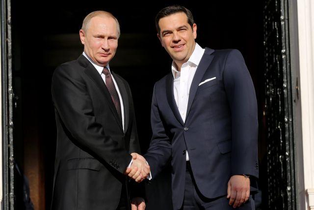 Στον «πάγο» οι σχέσεις Ελλάδας – Ρωσίας   tanea.gr