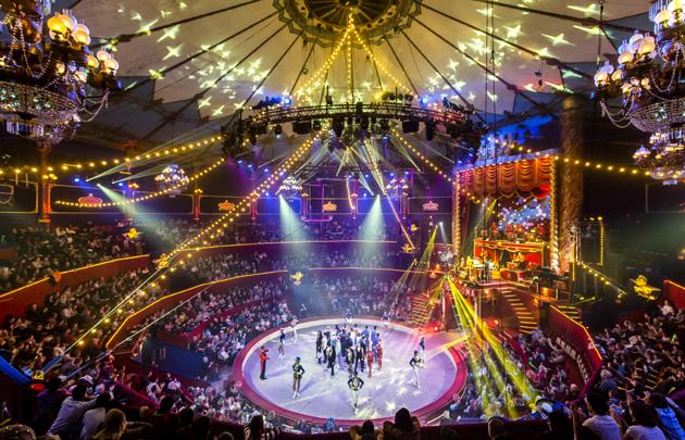 Αυλαία για την βασίλισσα του «Τσίρκο του Χειμώνα» Ρόζα Μπουγκλιόν | tanea.gr