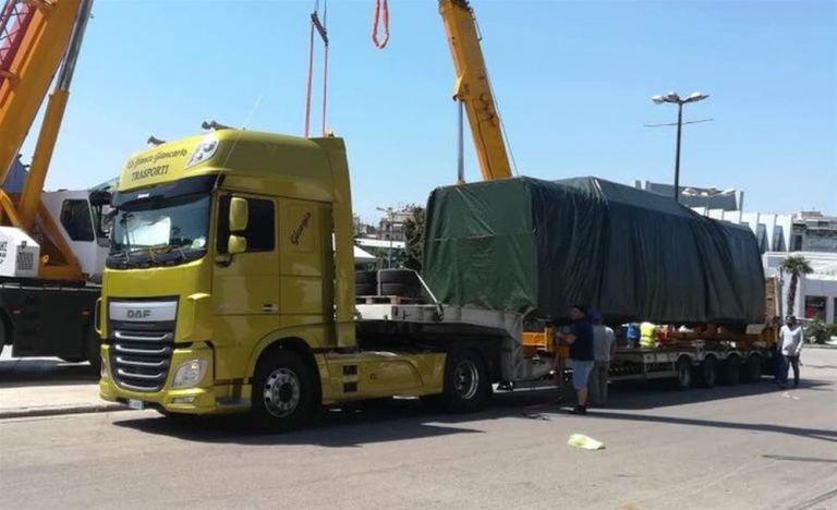 Εφτασε στη Θεσσαλονίκη το πρώτο βαγόνι του υπό κατασκευή Μετρό | tanea.gr