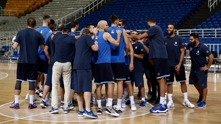 Χωρίς Giannis αλλά με Σλούκα και Ντόρσεϊ η Εθνική | tanea.gr