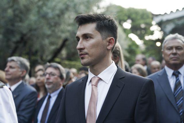 Χρηστίδης: H πολιτική επιλογή του κ. Τσίπρα είναι πολιτική αποτυχίας | tanea.gr