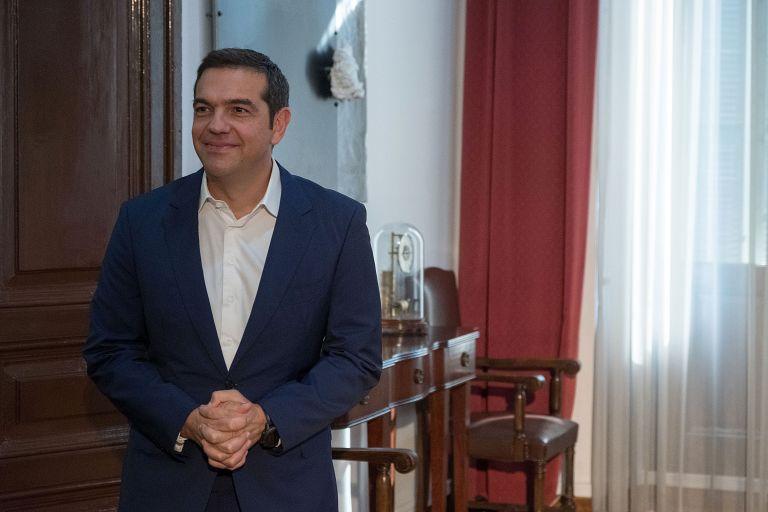 Στις 7μ.μ. η ομιλία Τσίπρα στο Βελλίδειο | tanea.gr