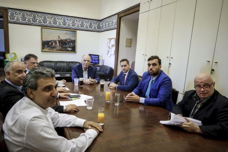 Ενωση Κεντρώων: Θα ζητήσουμε ακύρωση της Συμφωνίας   tanea.gr