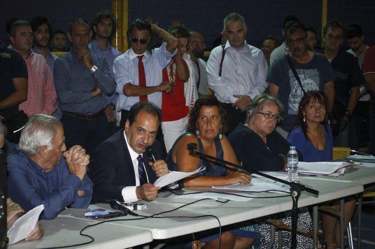 Τα άκουσαν οι υπουργοί στο Μάτι | tanea.gr