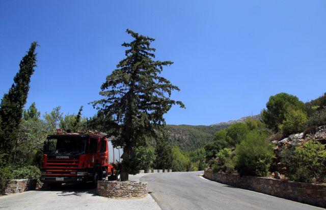 Πολύ υψηλός ο κίνδυνος πυρκαγιάς την Τρίτη στην Πελοπόννησο   tanea.gr