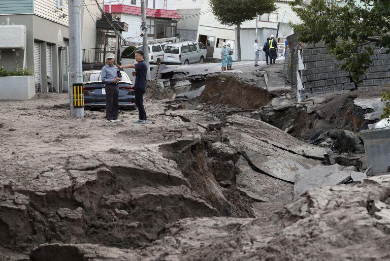 Ιαπωνία: Στους 11 οι νεκροί | tanea.gr
