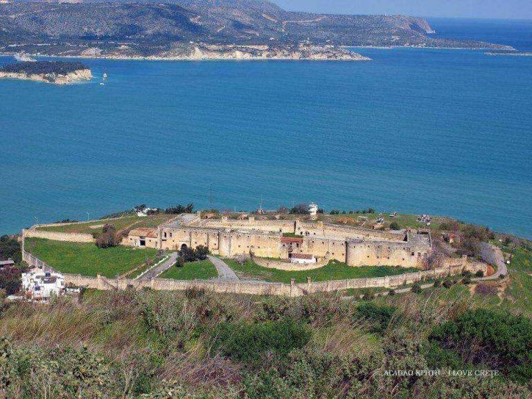 Αξιοποιείται το ιστορικό αρχείο του φρουρίου Ιτζεδίν στα Χανιά | tanea.gr