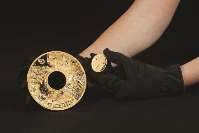 Χρυσό νόμισμα αξίας 1,5 εκατ. ευρώ έκοψε η Αυστραλία | tanea.gr