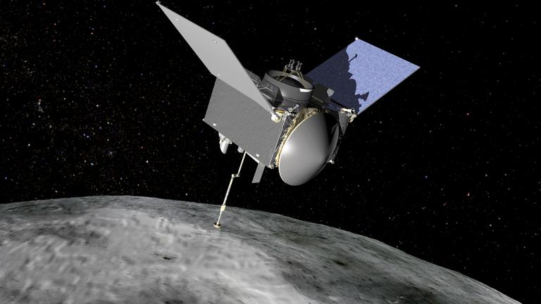Σκάφος της NASA άρχισε να μελετά τον αστεροειδή Μπενού | tanea.gr