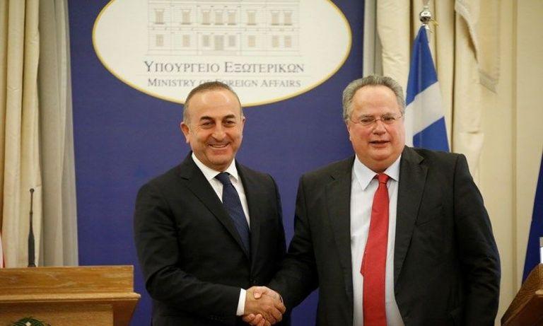 Στη Σμύρνη ο Κοτζιάς, θα πάει και ο Τσαβούσογλου | tanea.gr